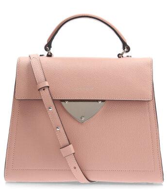 6f36c349d1d073 Coccinelle. Leather satchel bag PIVOINE