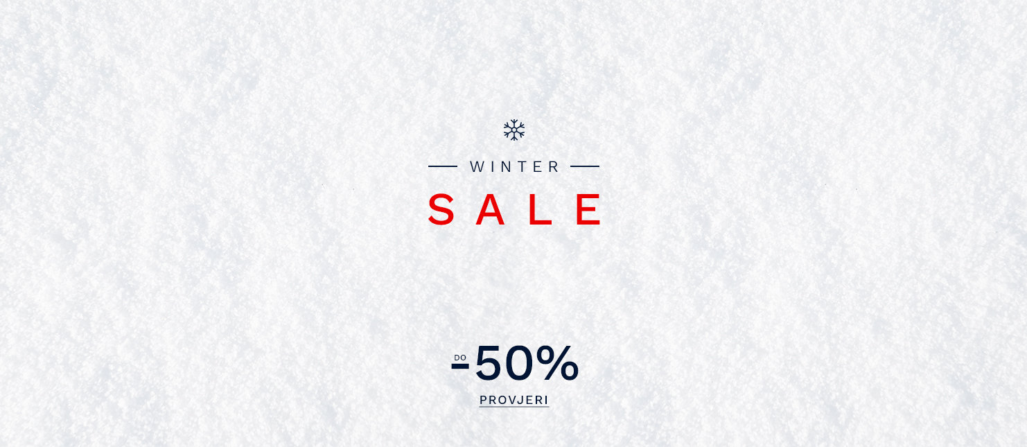 WINTER SALE hr women