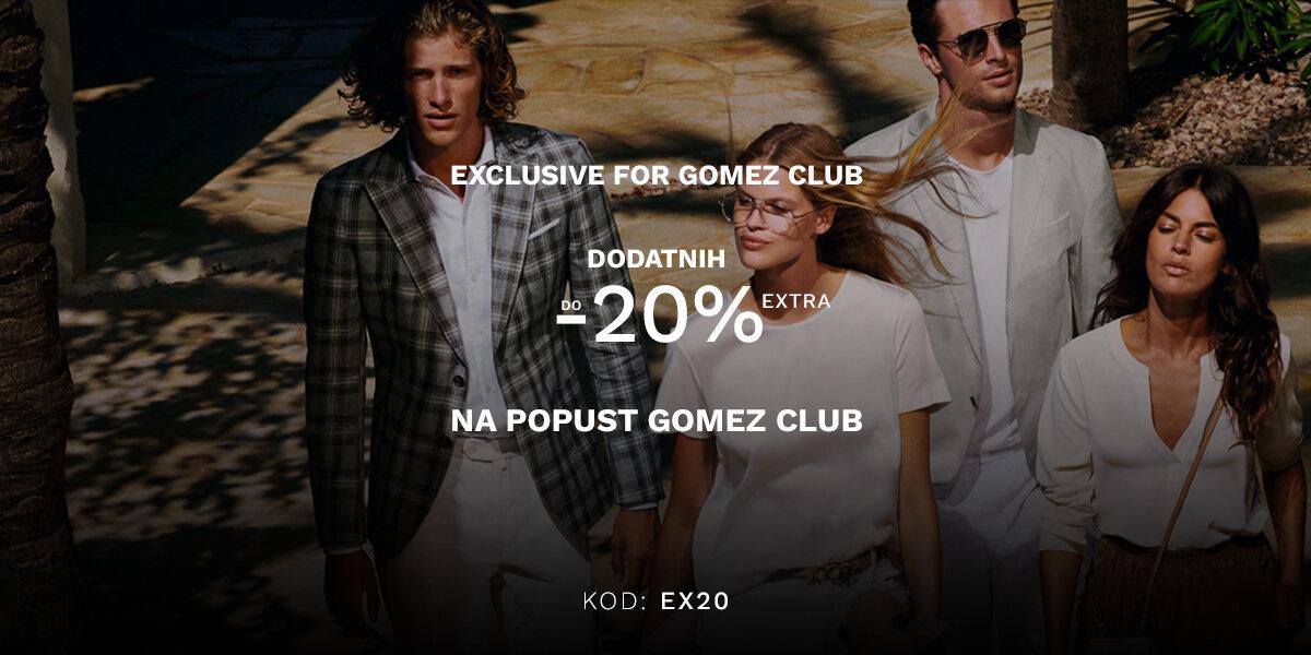 DO -20% EXTRA!